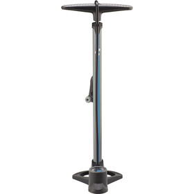 Cube 40408 Stand-Luftpumpe grey/black/blue